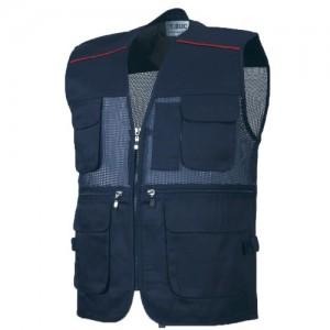 MK-183(곤색망사조끼)망사조끼/통풍조끼/여름조끼/고급조끼/작업용조끼/근무복/정비복/현장복/판매