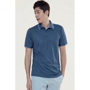 ZB-T1034  반팔 티셔츠작업복, 반팔, 긴팔, 근무복, 사무근무복, 티셔츠, 카라,