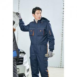 ZB-S1496 (일체형작업복)일체형작업복, 정비복, 겨울정비복, 자동차정비복, 공장정비복, 지벤 정비작업복