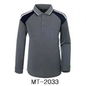 MT-2033 쿨론긴팔긴팔티셔츠, 근무티셔츠,단체티셔츠, 회사단체복, 사무근무복