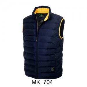 MK-704 액티브 웰론 조끼겨울조끼, 패딩조끼, 겨울패딩조끼, 따듯한작업복, 겨울작업복, 회사단체점퍼