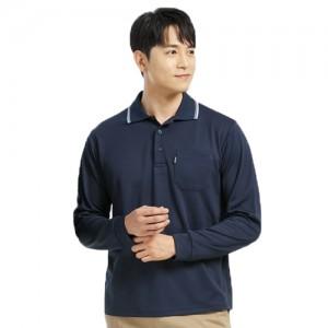 T-L1긴팔단체복, 등산단체복, 기능성긴팔티셔츠, 긴판티셔츠, 회사단체복 , 춘추단체복,작업복,곤색,쿨론재질,땀흡수