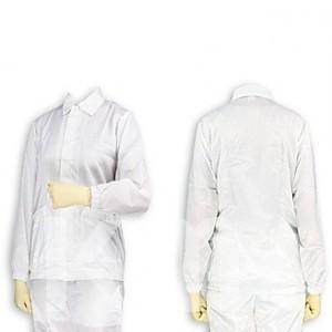 상의 Y카라방진복,원피스,제전복,방진화,크린룸용품,산업용품,작업복,고품질 합리적 가격,단체 기업 특판,일회용 보호복,보호복,